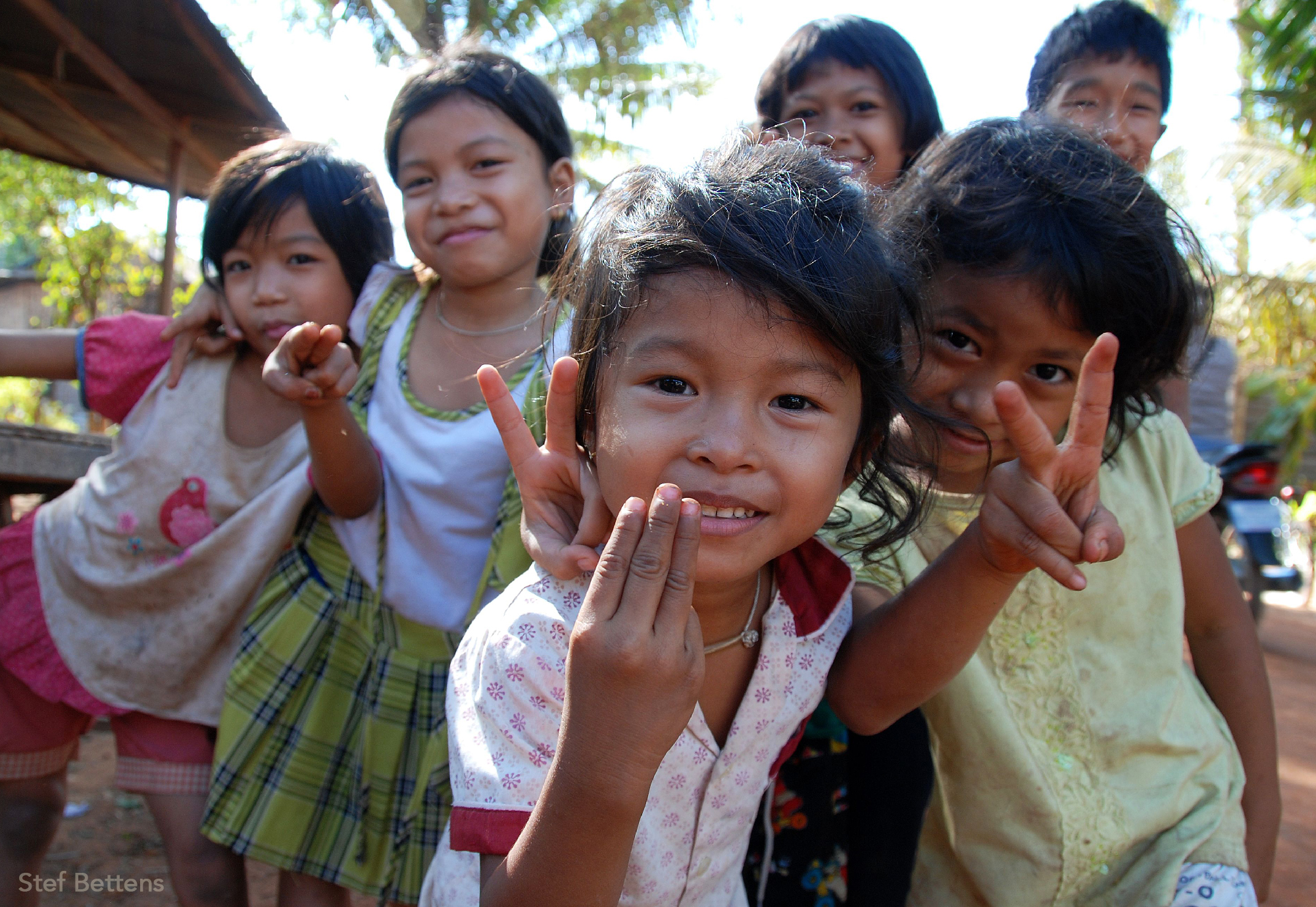 Terre Cambodge - Stef Bettens - Anapia