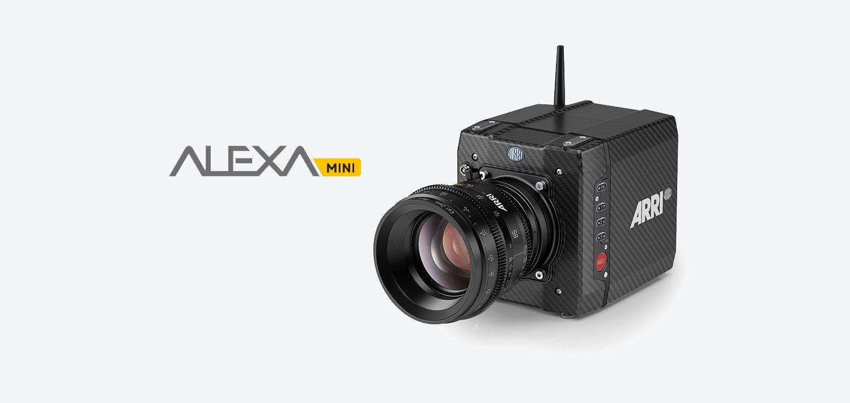 """""""Ce que la nouvelle Alexa Mini révèle du futur du cinéma """" - Packshot"""