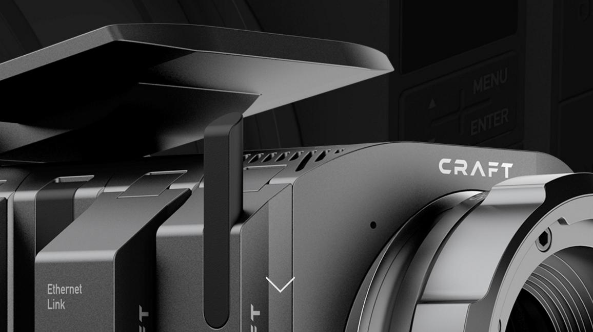 Craft : la modularité est-elle le futur des caméras ? - banner