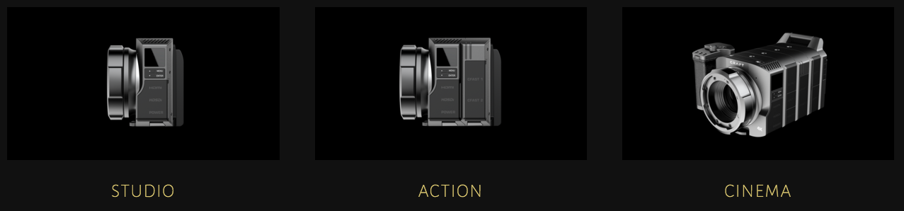 Craft : la modularité est-elle le futur des caméras ? - 3 views