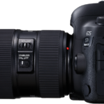 Canon Eos 5D Mark IV - Left Side