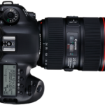 Canon Eos 5D Mark IV - Top View