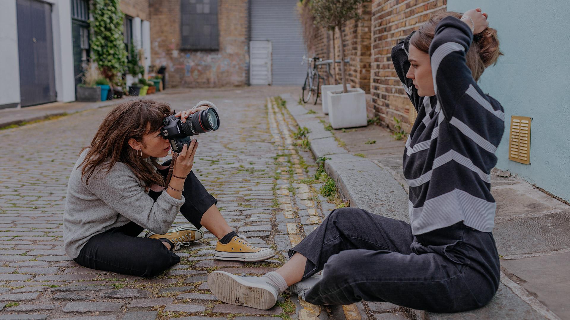 Canon 6D : Street Photoshoot