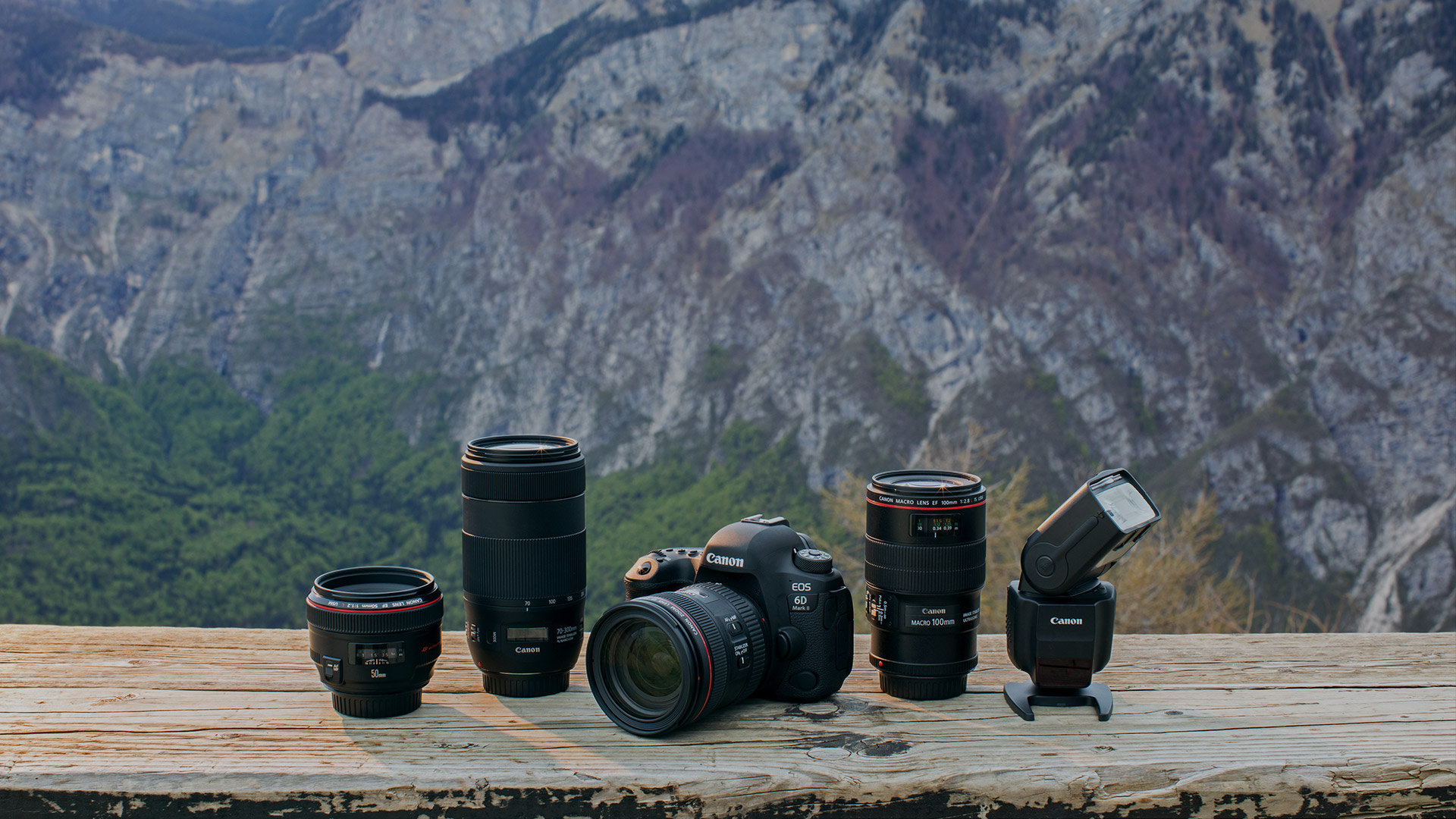 Canon 6D Mark II : World Of Eos