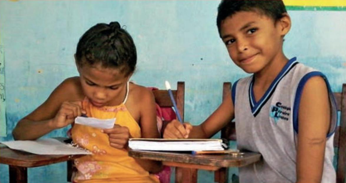 Association Partage : Children School