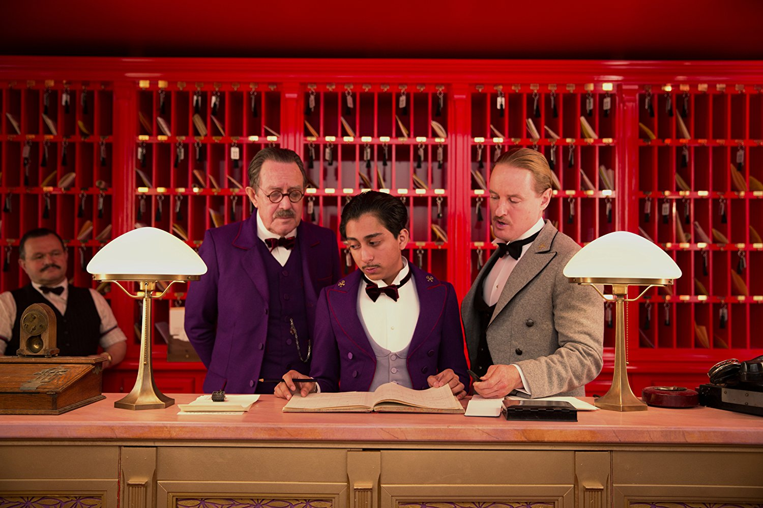 Cinema & Pop Culture : Du spectateur au Consommateur : The Grand Budapest Hotel