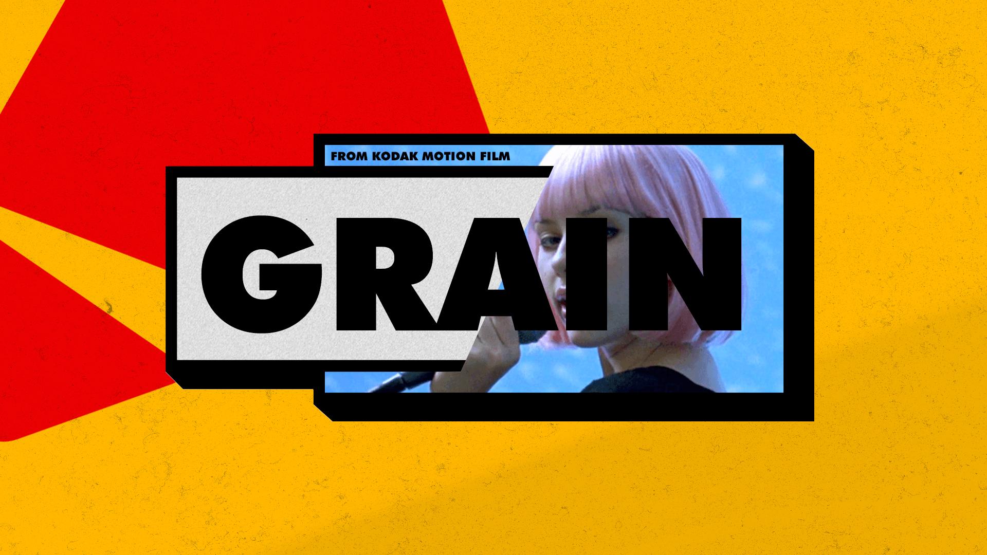 9 grains de pellicule Kodak pour vos projets