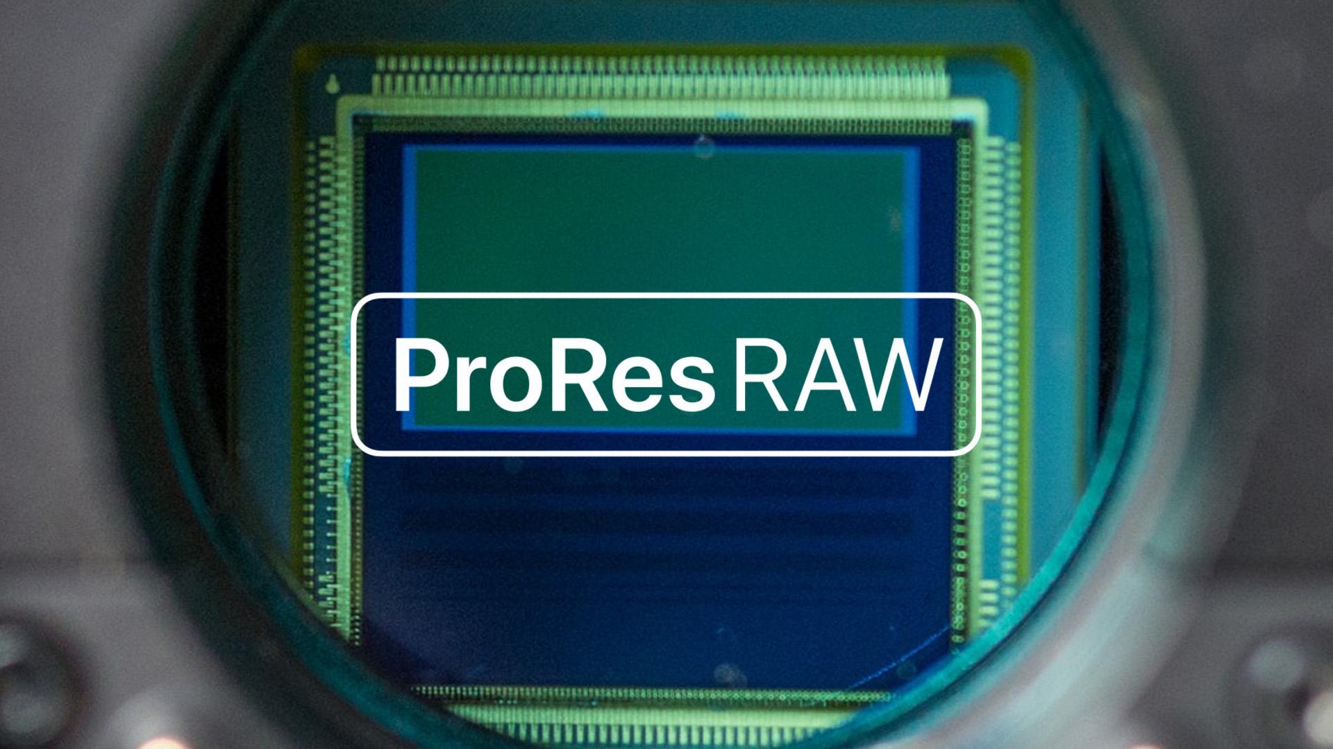 Enjeux du Prores RAW - Banner 01