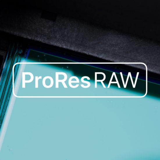 Enjeux du Prores RAW - Banner 02