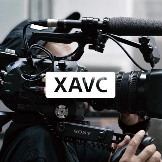 XAVC Table Banner