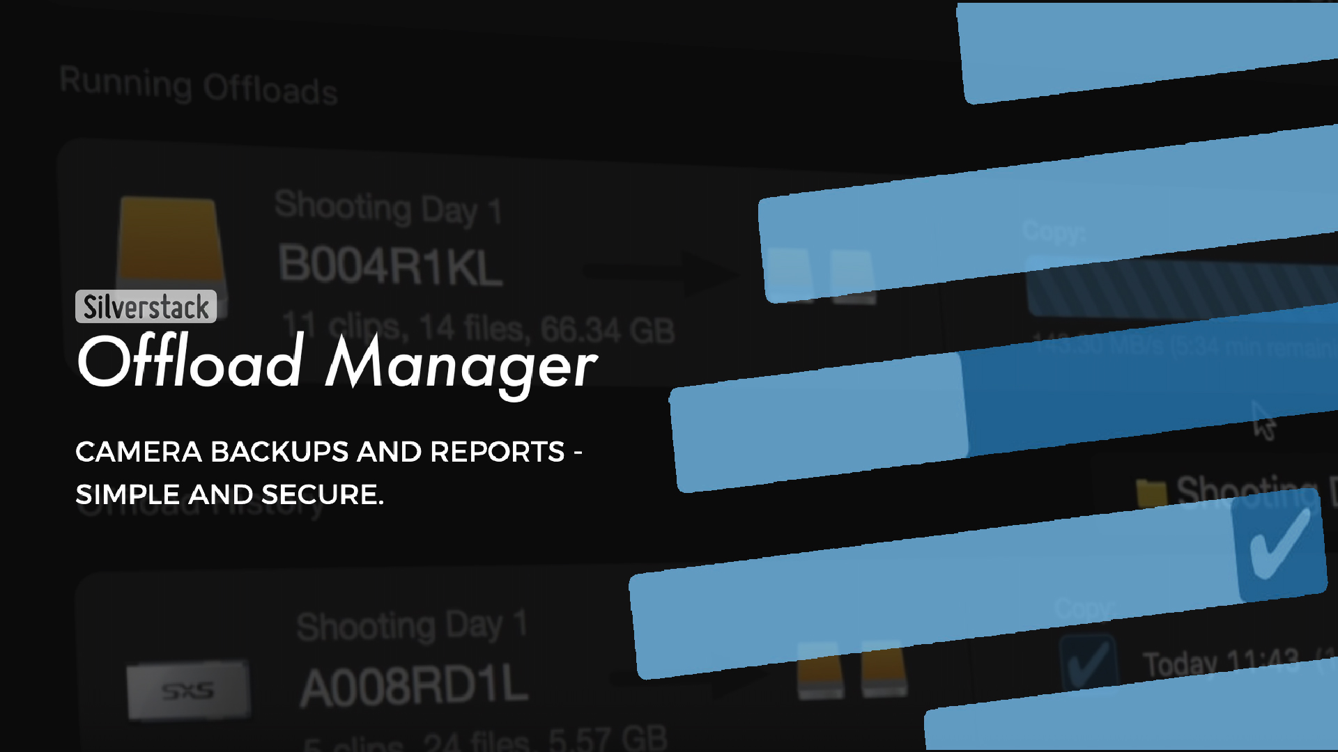 Offload Manager
