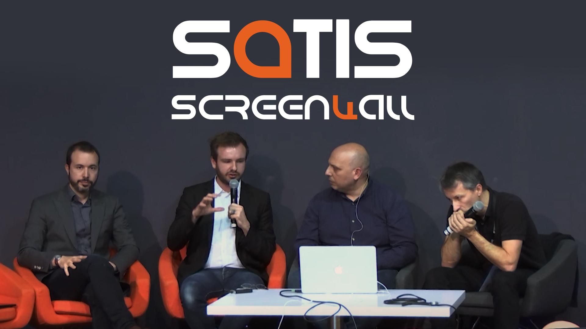 Le HDR démystifié - Conférence Satis - Sylvain Berard