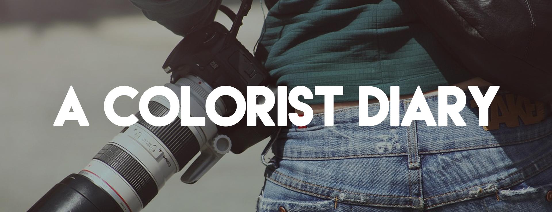 Sylvain Berard - A Colorist Diary
