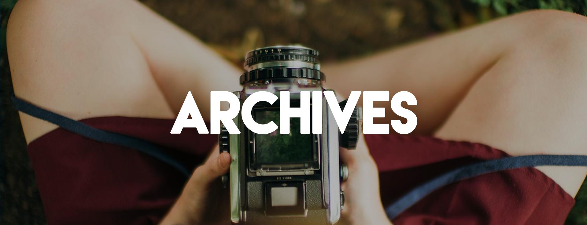Sylvain Berard - Archives